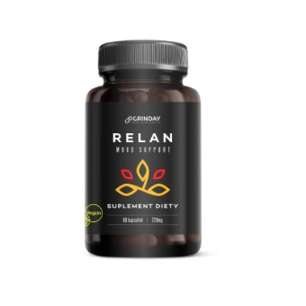 Kapsułki Relan, suplement diety