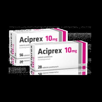 tabletki na receptę Aciprex